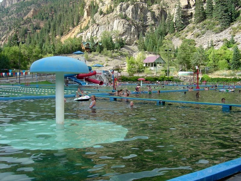 Strawberry Springs Pool And Spa